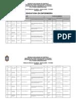 Relación TEG 1-2018 Nucleo Trujillo