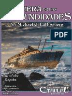 La Llamada de Cthulhu - Fuera de Las Profundidades (Michael C. LaBossiere) Por Ángel Contreras y Abdul Alhazred