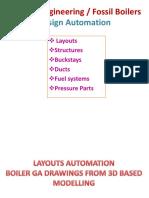 Boiler Design Automation