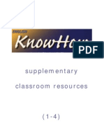English Knowhow Resource Pack