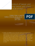21. Proper conduct of lawyer and client in a lawyer-client relationship.ppt