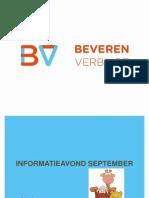 infoavond september nieuw sjabloon2018 2019 met visie5A .ppt