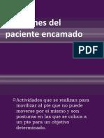 Posiciónes Anatomicas del Paciente Encamado.pdf