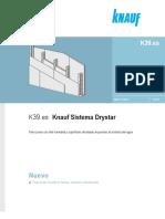 DTS K39.Es Sistema Drystar (2016-03)