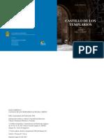 CASTILLO DE LOS TEMPLARIOS AL PIE DEL CAMINO
