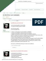 30 Recetas Con Cannabis _ La Marihuana
