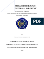 TUGAS APRESIASI SENI KARAWITAN.doc