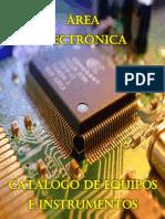 Catalogo Electronica