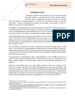 Monografía - El emprendimiento y el desarrollo social