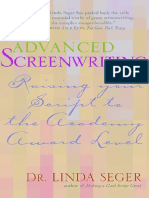 OceanofPDF.com Advanced Screenwriting Taking Your Writin - Linda Seger (1)