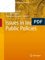 [India Studies in Business and Economics] Vinod B. Annigeri, R.S.  Deshpande, Ravindra Dholakia - Issues in Indian Public Policies (2018, Springer Singapore).pdf