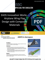 EADS Innovation Works - Airplane Wing Flap Design with Composite Materials Case Study Slide.pdf