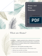 Slums and Slum Housings.pptx