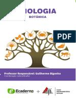 Ecaderno Apostila de Botanica Biologia