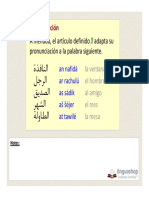 Arabic Grammar 77 in 74 Spanish 26