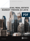 2018 q1 Commercial Real Estate Market Survey 09-07-2018