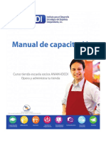 Abarrotes Manual Idedi 2014