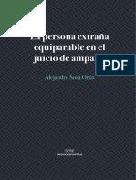 LA PERSONA EXTRAÑA-SOSA Completo 12-12-2017