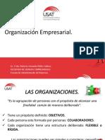 Organización y Ética.