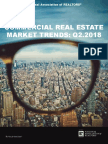 2018 q2 Commercial Real Estate Market Survey 09-07-2018