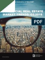 2018 q2 Commercial Real Estate Market Survey 09-07-2018