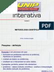 Livro Texto Unidade I Metodologia Cientifica
