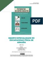Pictografiar Un Centro Educativo Equipo Especializado D. Física