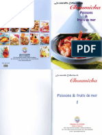 Choumicha - Poissons & Fruits de Mer