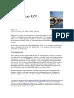 Wireshark UDP July 22 2007
