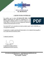 Aires y Energia