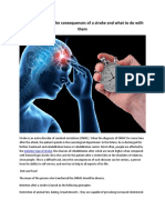 Life after a stroke the consequences of a stroke and what to do with them.docx