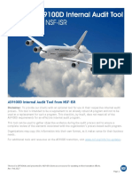 AS9100D Internal Audit Tool