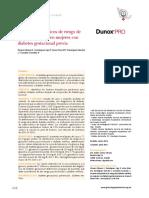 3 Articulo Factores Bioquimicos DM Gestacional