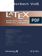 Latex Refer Enz