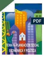 Planeación social