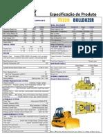 Kent Bulldozer TY220