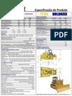 Kent Bulldozer TY160