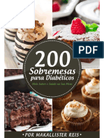 Sobremesas Para Diabeticos