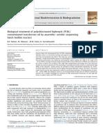 Engineering Bacteria for Bioremediation of Persistent Organochlorine Pesticide Lindane (γ Hexachlorocyclohexane) 2013 Bioresource Technology