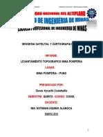 Informe(Santa Lucia)