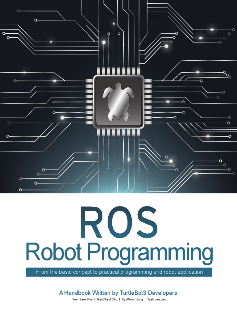ROS Robot Programming En | Personal Computers | Operating System