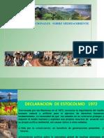 Tratado Internacionales Sobre El Medioambiente 2