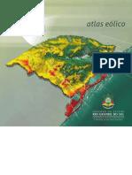 Atlas Eolico Rio Grande Do Sul 2014