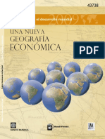Reporte Banco Mundial (2009) Una Nueva Geografía Económica.pdf