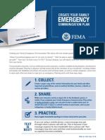 Create A Family Emergency Plan