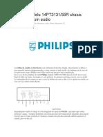 Philips Modelo 14PT3131