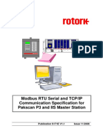 PakScan P3 Modbus Manual