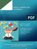 La Salud Física y Mental Del Docente Moderno