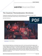 The Quantum Thermodynamics Revolution 20170502