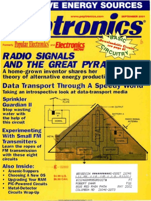 poptronic 09 2001 pdf finder (software) electronics  testing the outernet dreamcatcher